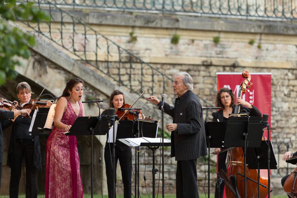Ensemble d'Île de France Musica 2017